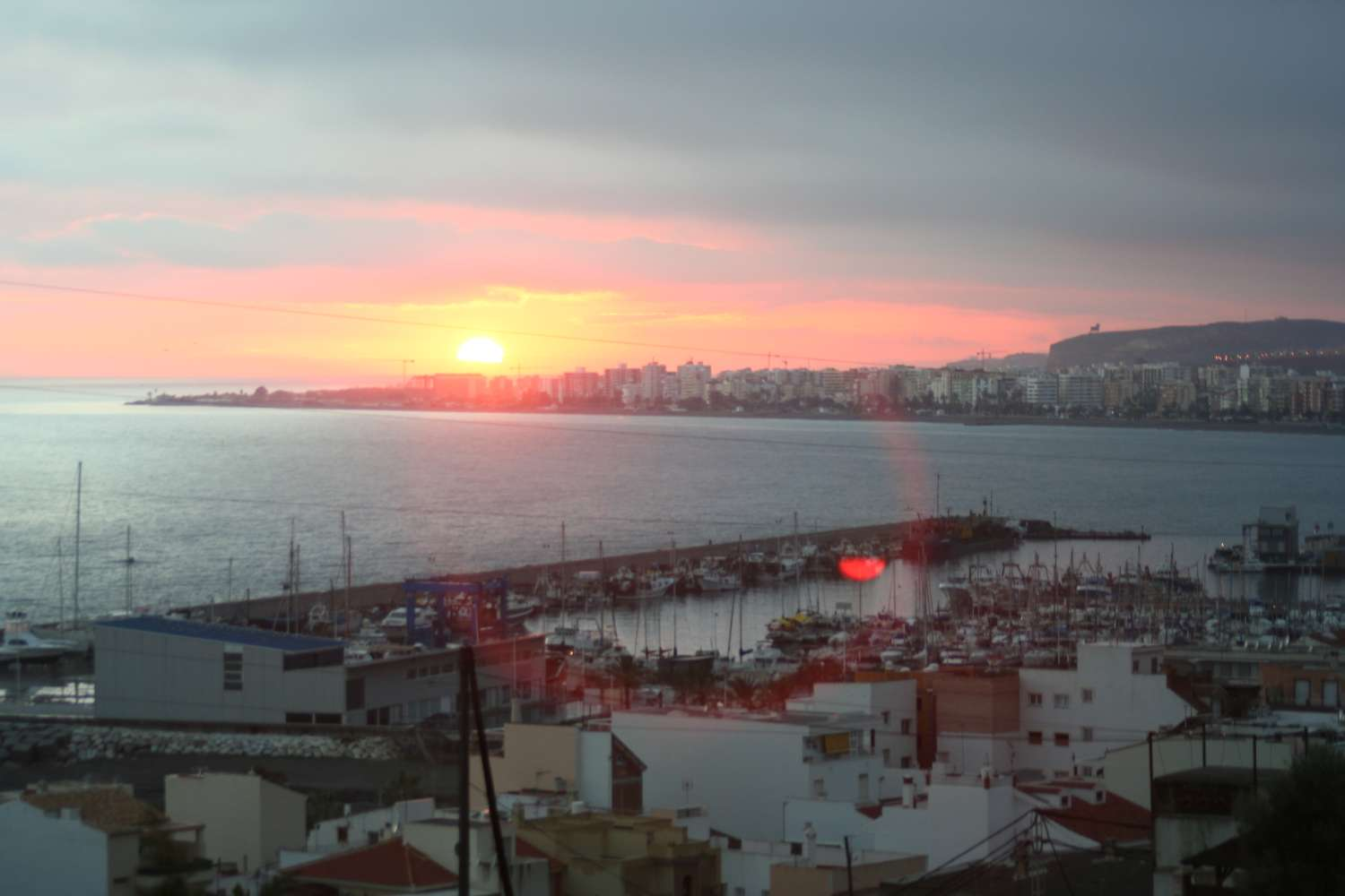 Flat for rent in Caleta de Vélez